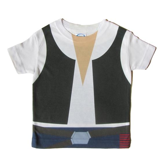 Han Solo Parody Toddler's T-shirt