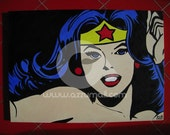 Pop Art cartoon picture o...
