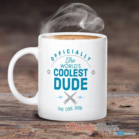 Dudes vs Dude Gift Dude Mug Cool Dude