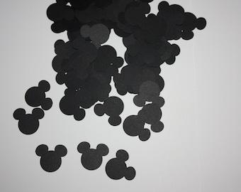 Mickey/Minnie Mouse confetti