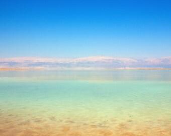 Dead Sea - Israel Landscape Square Photo