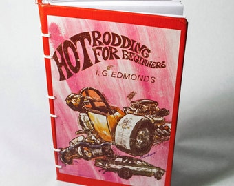 Hand-bound Blank Journal: Hot-Rodding for Beginners