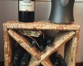 Wine Rack Custom made