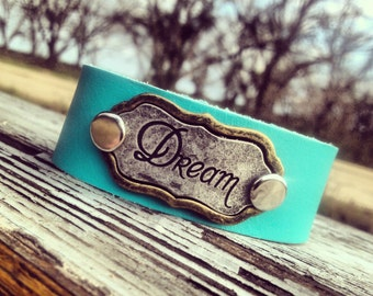 Turquoise Dream Cuff
