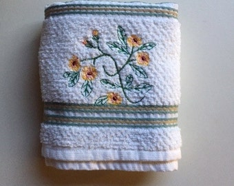 Teatowels - Custom Embroidery