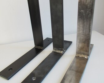 1 x Shelf brackets up to 65mm thick boards.Various sizes available