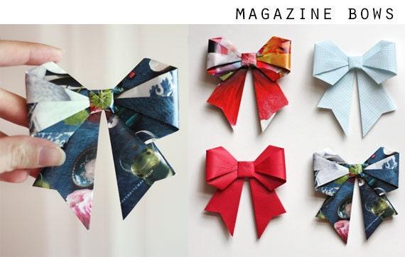 magazine-bows
