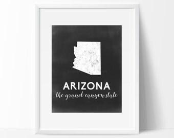 Arizona Printable