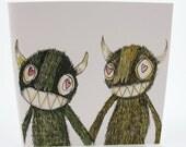 CARD Monsters in Love