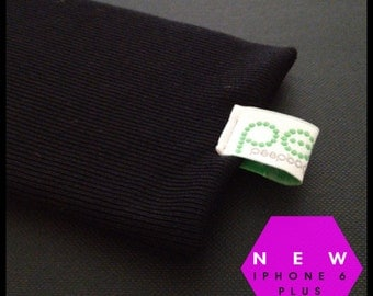 N E W     -     iphone 6 PLUS  sock    -   black  (other colours available)