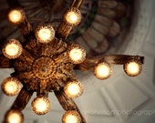chandelier photography, living room art, elegant bedroom art, gold home decor, lights, industrial decor, andalusia alabama courthouse