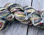 Handspun-of-the-Month Club, a Fiber CSA: One Year Subscription, Naturally Dyed Fiber, Made in Florida