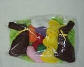 Easter Basket Pack of Organic Catnip toys