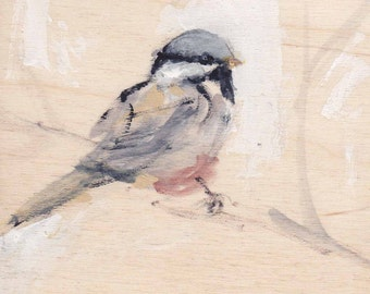 Little Chicadee Print 5x7