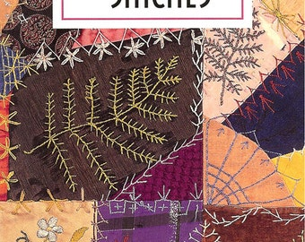 Crazy Quilt Stitches Pocket Guide