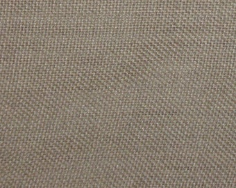 Unbleached Linen for Rug Hooking