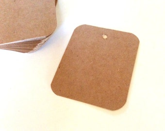 Gift tags, Price Tags, Wedding Favors, Set of 50, Tag