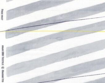 Japanese Fabric Nani Iro Free Way double gauze - mezame