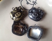 Piggy LOCKET 25x20mm