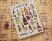 A Really Saucy Birthday Card