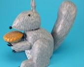 Squirrels love pie