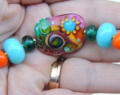 LAMPWORK BEAD DESTASH