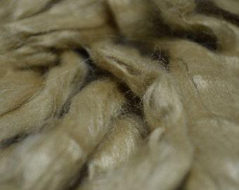HoneyTussah Silk-roving