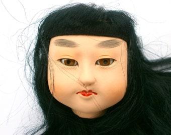 Kawaii Japanese Doll Head Ichimatsu Doll Body Part #7