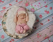 """Floral Wood Backdrop 5ft x 5ft NEW, Shabby Chic Floral Wood Plank Vinyl Backdrop, Old Painted Wood, Newborn Prop  """"Shabby Chic Wood Planks"""""""