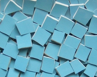 Mosaic Tiles-St. Lucia skies-50 Tiles
