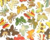 Wild Saffron - K&Company Butterfly Die Cuts