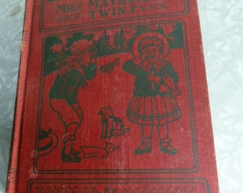 Helens Babies Mrs Mayburns Twins 1881 Habberton Cute Story About Uncle Babysitter