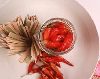 Thai Chili Pickles