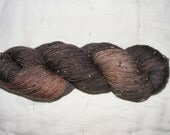 Distant Dry Hills - Donegal nep/BFL sock yarn