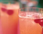 Cherry Lemonade Whipped Shea Body Butter 4 oz Cream Moisturizer - Fruity Beverage Scent