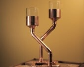 Copper candle Holder for Votive