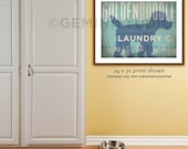 Goldendoodle laundry company laundry room artwork giclee archival signed artists print by stephen fowler geministudio Pick A Size