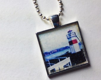 Scottish Pendant - Photo Pendant