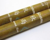 Natural Incense Sticks  - Spirit of Fragrance - AKISAME (AUTUMN RAIN) - spikenard, frankincense