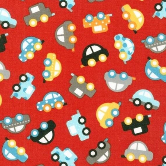 Car fabric boy fabric truck fabric baby boy nursery fabric for Boy nursery fabric