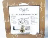 Glastar Grinder Bit, Head, 1 inch, Standard 100 grit