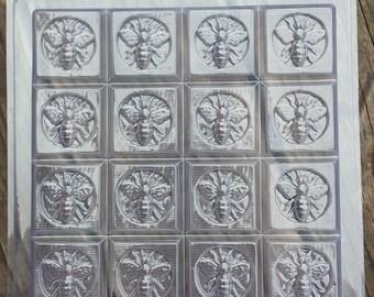 Guest Tray Honeybee Soap Mold