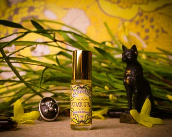 Vetiver Citron Unisex Perfume Oil