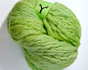 Thick & Thin Bulky Weight Yarn - Celery