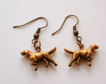 dog earings