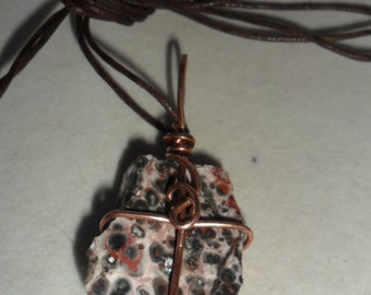 Welsh Witch 'Stones'  Away Amulet