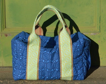 Weekender Duffel Custom and Handmade for You New Fabrics