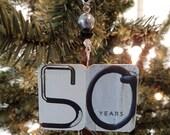 50th anniversary keepsake
