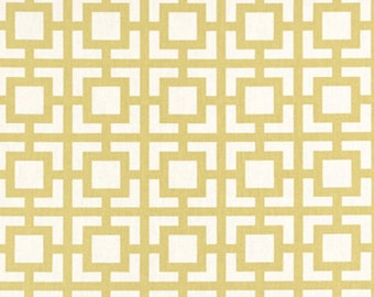 CLEARANCE Premier Prints Gigi Premier Prints- Saffron - Gold Fabric - Fabric by the Yard Yellow Fabric - Gigi Saffron - Fabric by the Yard