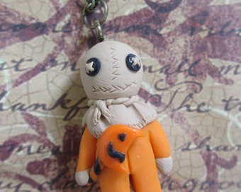 Sam - Trick R Treat character pendant